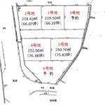 シティタウンみやき簑原分譲地(全6区画)/中原小校区/建築条件なし