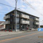 ヴィヴァレス 202/上峰町堤 新築アパート/エアコン2基!