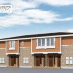イーストコートⅡ 102/吉野ヶ里町豆田 新築アパート/敷金なし・礼金なし