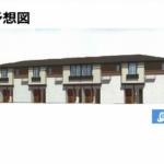メゾン・ド・ベルⅡ 202/吉野ヶ里町大曲 新築アパート/ネット無料!