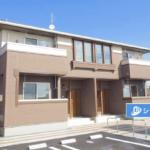 コートカルムB 202/神埼市千代田町 賃貸アパート/築浅・エアコン2基付き!